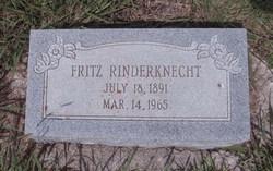 Fritz Rinderknecht