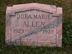 Dora Marie Allen