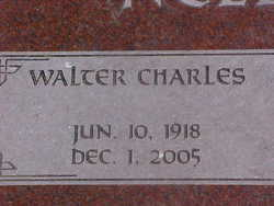 Walter Charles Nelles