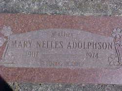 Mary H <i>Nelles</i> Adolphson