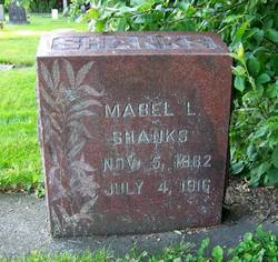 Mabel L. <i>Stump</i> Shanks