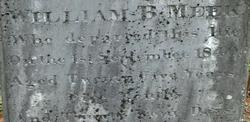 William Baldwin Meek