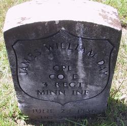 Corp James William Day