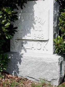 Rev Malcom Black, Jr