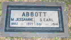 S Earl Abbott