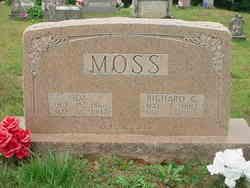 Ida <i>Lance</i> Moss