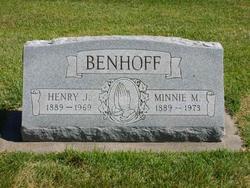 Henry J. Benhoff