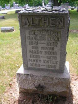 Mary <i>Rohr</i> Althen