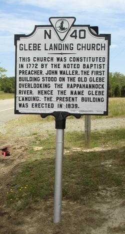 Glebe Landing Baptist Church