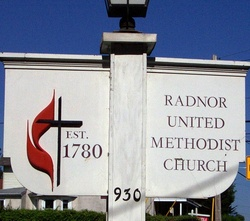 Radnor United Methodist Church Cemetery