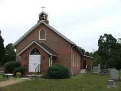 Oldfields Episcopal Chapel Cemetery