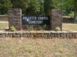 Hulletts Chapel Cemetery