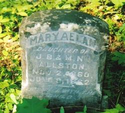 Mary Allan Allston