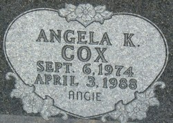Angela K Angie Cox
