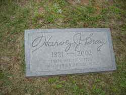 Harvey J Bray