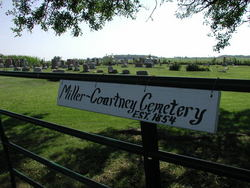 Miller Coartney Cemetery