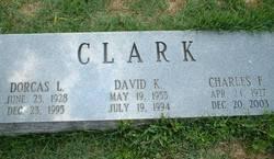 Dorcas Louise <i>Kirk</i> Clark