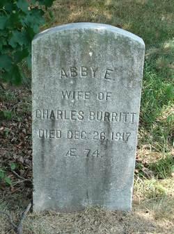 Abby E Burritt