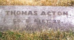 Thomas Acton