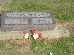 Martha <i>Drish</i> Kasowsky