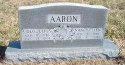 Nancy Ellen <i>Keppler</i> Aaron