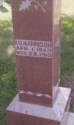 Ira David Harrison