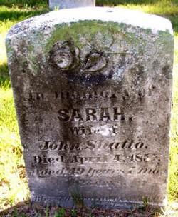 Margaret Sarah Sarah <i>Shade</i> Shatto