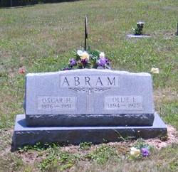 Ollie I. <i>Ham</i> Abram