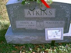 John A Atkins