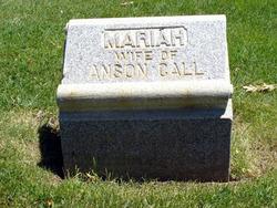 Ann Mariah <i>Bowen</i> Call