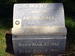 Mary <i>Flint</i> Call