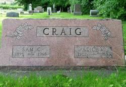 Alice V. <i>Little</i> Craig