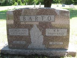 Georgia Ann <i>Stephens</i> Barto