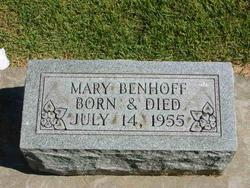 Mary Benhoff