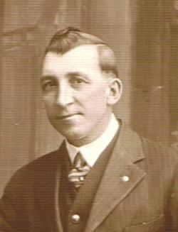 Ernest Frazer Holliday
