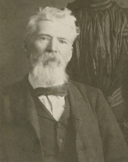 Rev William Frank Marion Kinzer