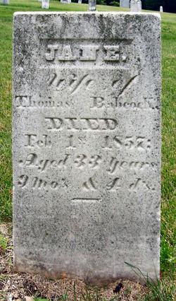 Jane Babcock