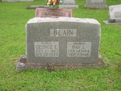George Edward Blain