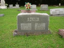 Rachel Lucinda Ray <i>Harsin</i> Blain