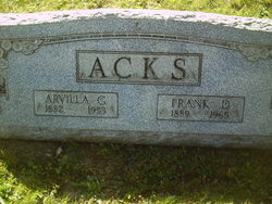 Frank Daniel Acks