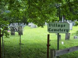 West Fairlee Village Cemetery