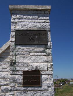 Hopkins Cemetery