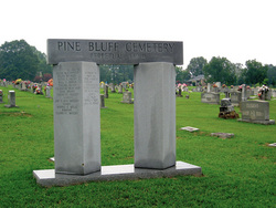 Pine Bluff Missionary Baptist Church Cemetery
