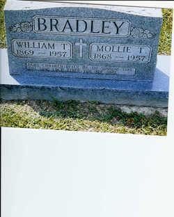 Mary ( Molly ) T. <i>Croghan</i> Bradley