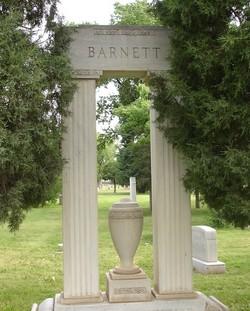 Fanny Belle <i>Stone</i> Barnett