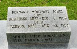 Bernard Montfort Jones