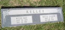 Kittye <i>Gladish</i> Kelley