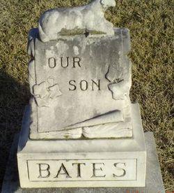 Infant Son Bates
