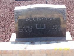 Elizabeth Louisa <i>Watson</i> Buchanan