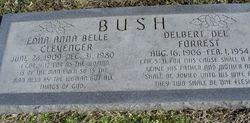 Delbert Forrest Del Bush